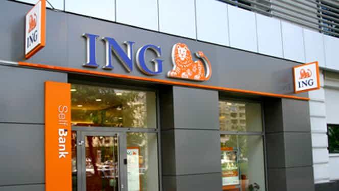"""ING, schimbări majore! Anunț oficial: """"Ne dorim sa devenim o banca digitală"""""""