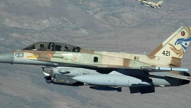 Video. Haos în Orientul Mijlociu. Siria a doborât un avion israelian