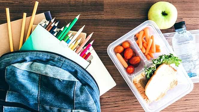 """O nouă materie în școli! Când se va preda """"Sănătate și nutriție"""" la cursuri"""
