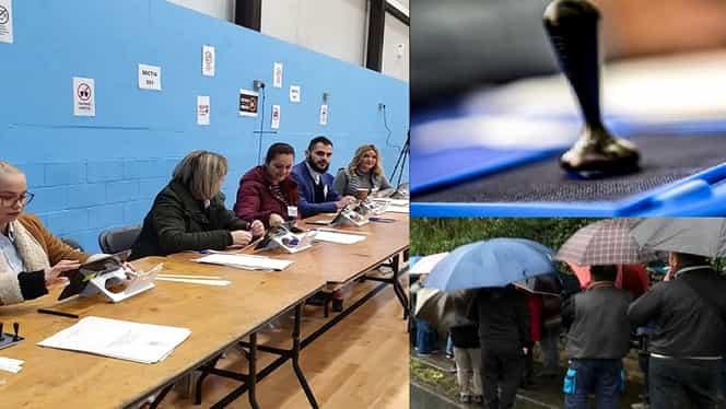 Prezența la vot la Alegerile Prezidențiale Live Update. Peste 250.000 de români au votat până la ora 19. Date BEC