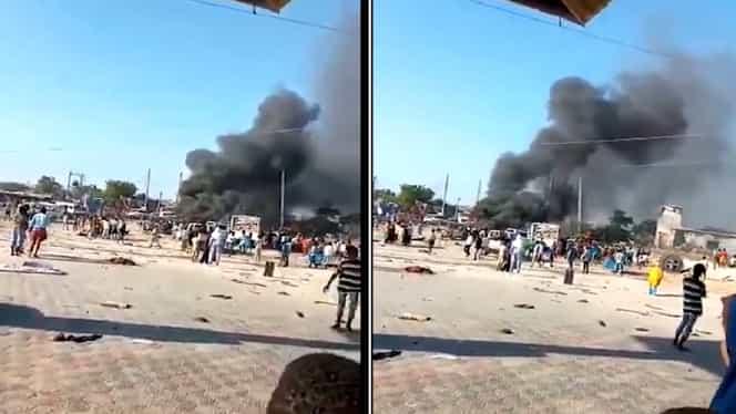 Atentat terorist în Somalia: 90 de oameni au murit în urma atacului care a avut loc ieri – Video