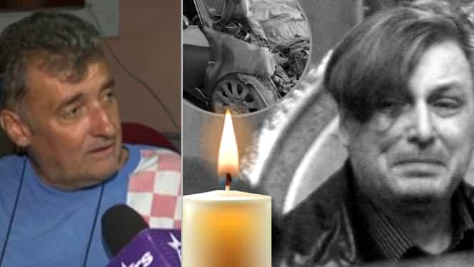 Prima reacție a lui Aurel Ciuculete, după ce Cornel Galeș a murit într-un accident de mașină. Ce spune fostul lui cumnat