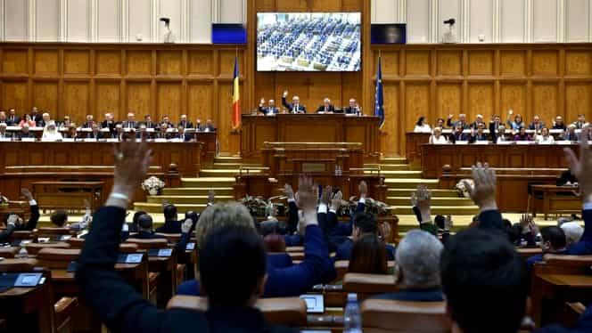 Calendarul propus de PNL pentru votul de învestitură al guvernului Ludovic Orban a căzut la vot