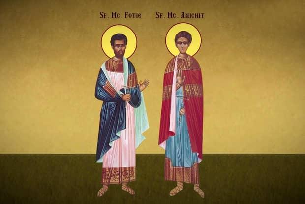 Calendar ortodox 12 august. Sunt prăznuiți Sfinții Fotie și Anichit