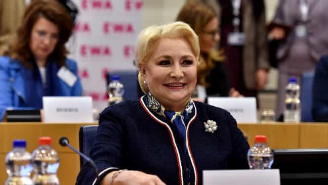 Viorica Dăncilă a gafat din nou! Ce a spus premierul României la Bruxelles