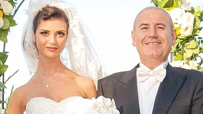 FOTO / Secretele ascunse ale tinerei soţii a lui Dorin Cocoş