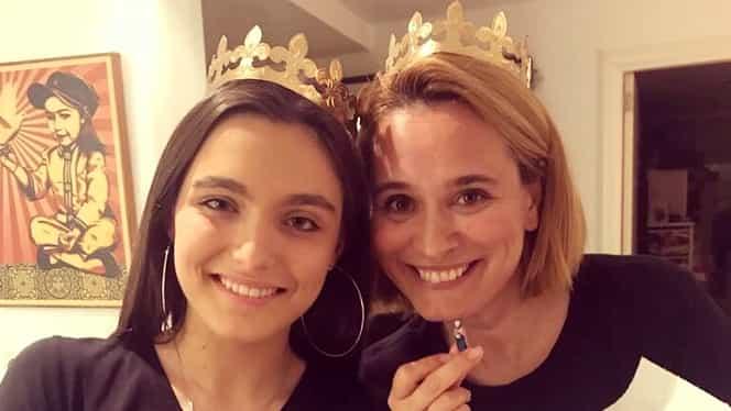 Andreea Esca a angajat-o prezentatoare pe fiica sa, Alexia Eram! Ce emisiune va prezenta