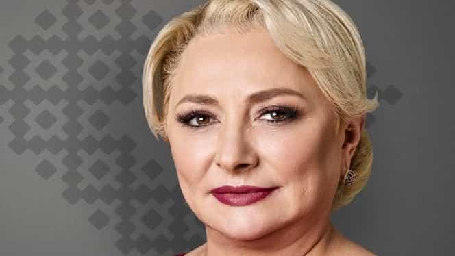 Cum arăta Viorica Dăncilă în tinereţe. Imagini neştiute cu fostul premier al României