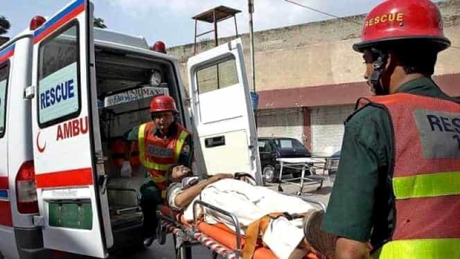Accident rutier dezastruos! 27 de oameni au murit şi alţi 50 au fost răniţi!