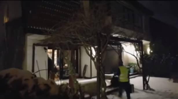Primele imagini din casa lui Andrei Gheorghe! Ce s-a întâmplat la venirea anchetatorilor