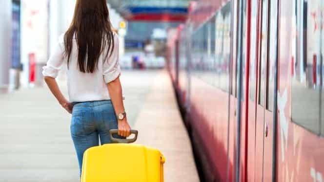 Veste bună pentru tinerii care împlinesc 18 ani. Se pot plimba o lună cu trenul prin Europa