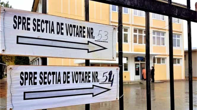 Șefii secțiilor de votare, noapte albă după alegeri! Nervi mulți, înghesuială și un accident rutier la predarea voturilor