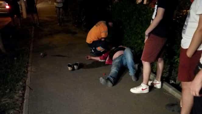 Pacient mort vis-a-vis de spitalul din Rovinari! Medicul nu a vrut să traverseze strada!