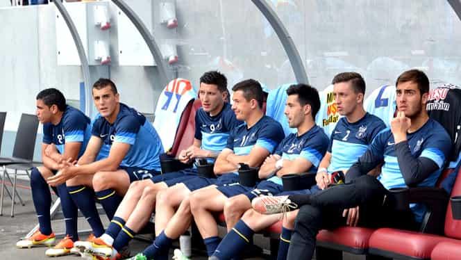 Nervos că nu mai prinde echipa, un jucător de la Steaua a ajuns în pragul disperării