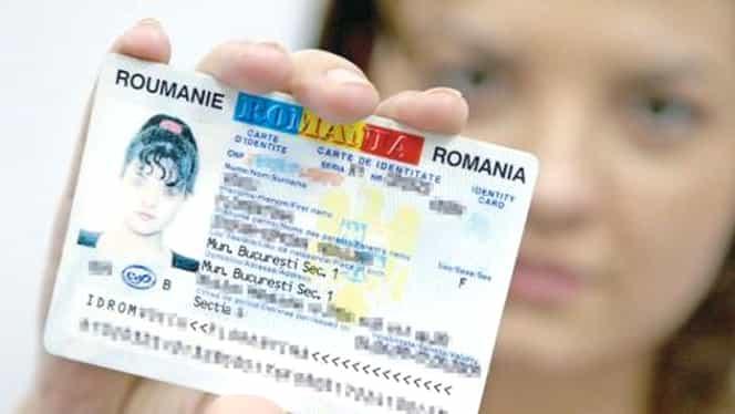 Cărțile de identitate se modifică. Cum vor arăta noile buletine