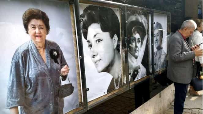Ioana Tufaru, plină de durere. A fost la Teatrul Bulandra pentru a-i aduce un ultim omagiu Tamarei Buciuceanu