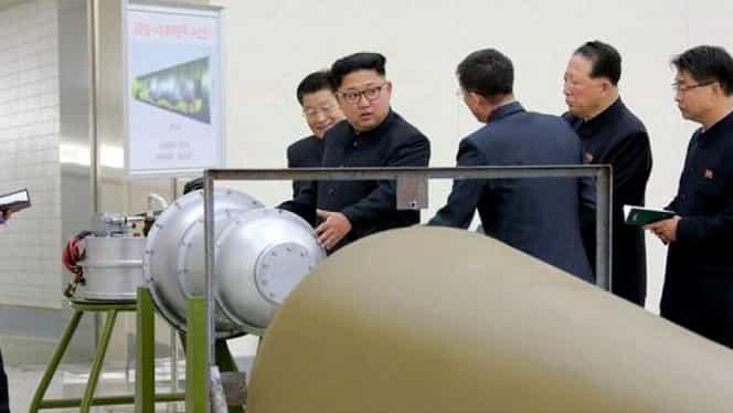 Două cutremure puternice s-au resimţit în Coreea de Nord. Regimul de la Phenian a testat a şasea bombă nucleară
