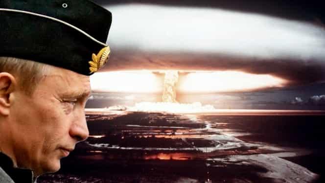 Alertă de gradul zero la Pentagon. Putin, gata să apese butonul nuclear