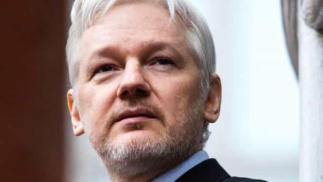 Medicii, îngrijorați pentru sănătatea lui Julian Assange. Fondatorul WikiLeaks este deținut la Londra
