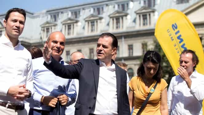 Klaus Iohannis, anunț după consultări! Vom avea un Guvern format în jurul PNL. Ludovic Orban, favorit ca premier