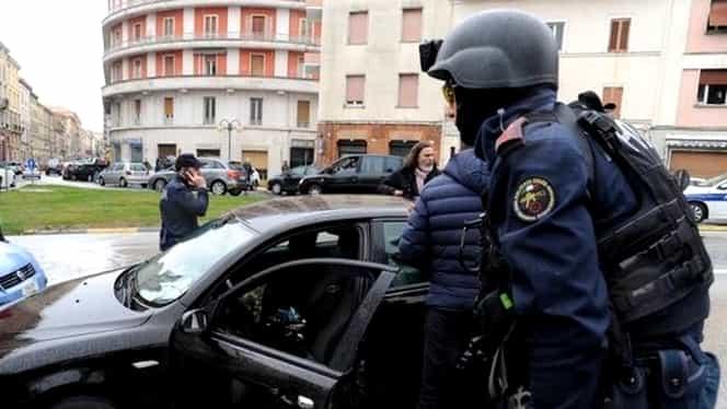 Video. Atac armat în Italia! Au fost vizaţi imigranţii de culoare