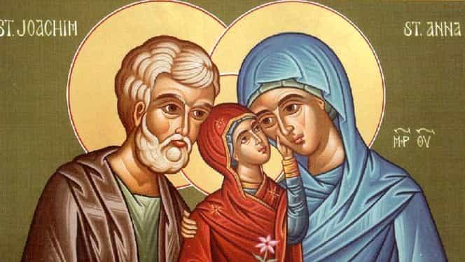 Calendar ortodox pentru luni, 9 decembrie 2019. Mâine este Zămislirea Sfintei Fecioare Maria