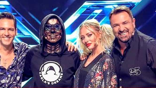 X Factor 2018. Urmărește Live Stream Online prima gală live pe Antena 1