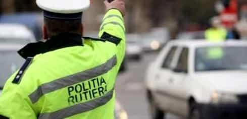 Un șofer din Galați a primit amenda record din România