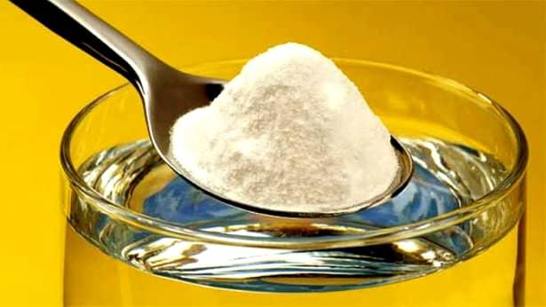 Cum sa cureti cuptorul cu bicarbonat de sodiu