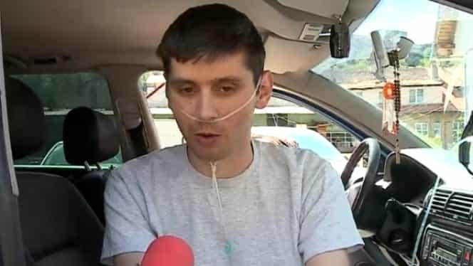 A murit Călin Farcaș! Tânărul aștepta de doi ani un transplant de plămâni