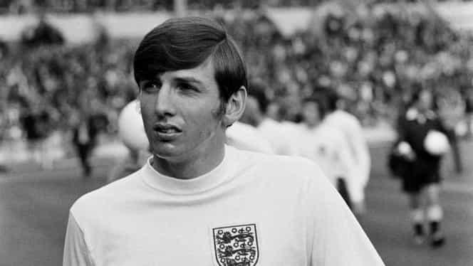 Doliu în lumea sportului. A murit Martin Peters, campion mondial cu Anglia în 1966