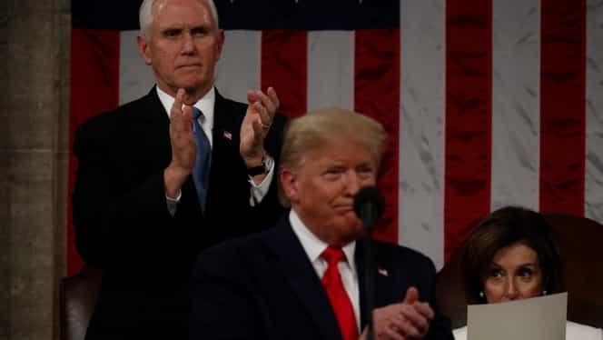 OFICIAL! Donald Trump a decretat stare de urgenţă în SUA. Ce se va întâmpla acum