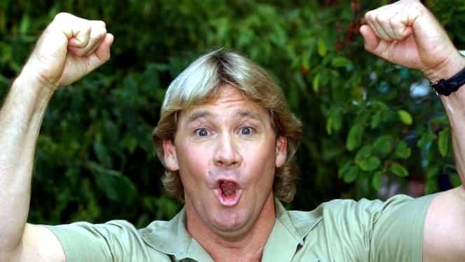 Cine a fost Steve Irwin! Este sărbătorit astăzi de Google. VIDEO
