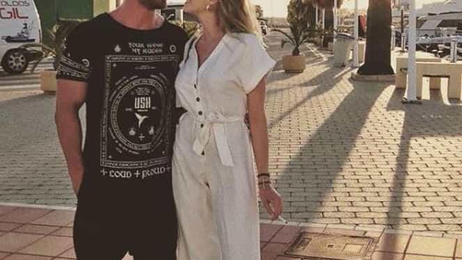 Bogdan Vlădău și Gina Chirilă, nuntă de 5 stele. Imagini de la marea petrecere