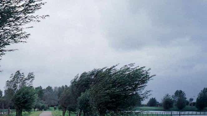 Avertizare meteo cod galben și portocaliu de vreme severă, în toată țara