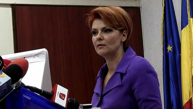 """Lia Olguța Vasilescu a răbufnit pe Internet, după propunerea lui Cristian Băcanu privind declarația de avere: """"Așezați-vă la coadă"""""""