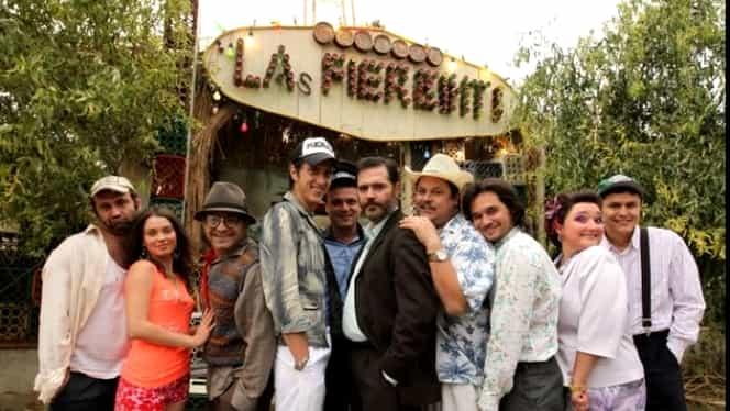 """Cum se """"sparge"""" gașca din Las Fierbinți! Imagini cu Giani și Natanticu, în Centrul Vechi"""