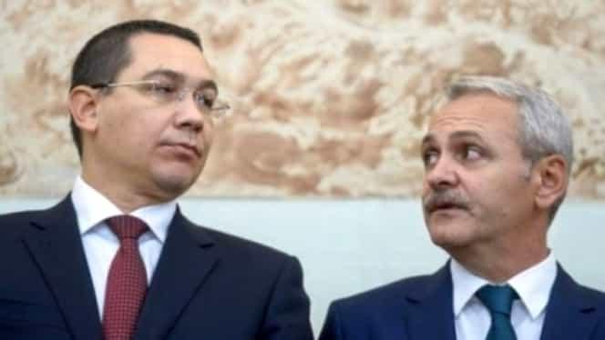 """Victor Ponta l-a atacat cu talpa sus pe Liviu Dragnea. """"A văzut cătușele și l-au lăsat nervii"""""""