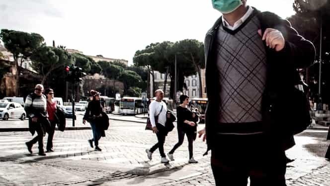 Un nou deces în Italia provocat de coronavirus. Boala a apărut în zone cu comunități românești mari