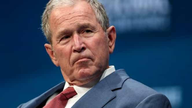 Cum arăta Laura Bush, soția lui George W. Bush, înainte să moară