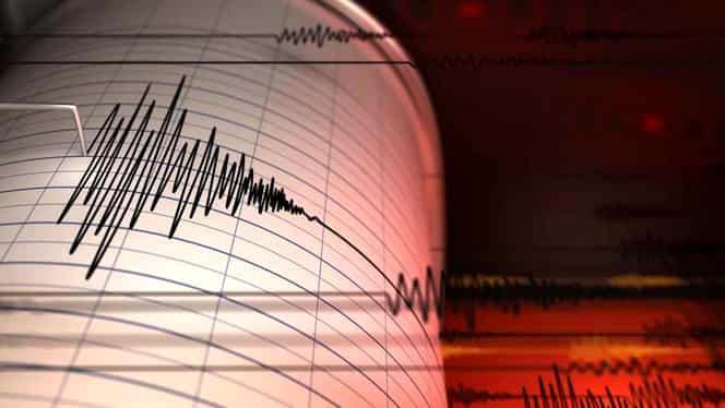 S-a produs cel mai mare cutremur din acest an în România!