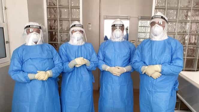 """Spitalul Universitar de Urgenţă Militar Central """"Dr. Carol Davila"""" a făcut public numărul de cadre medicale infectate cu coronavirus"""