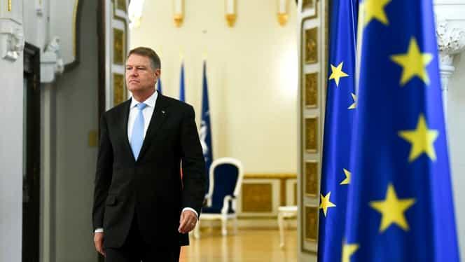 Klaus Iohannis a suspendat ședința CSAT!