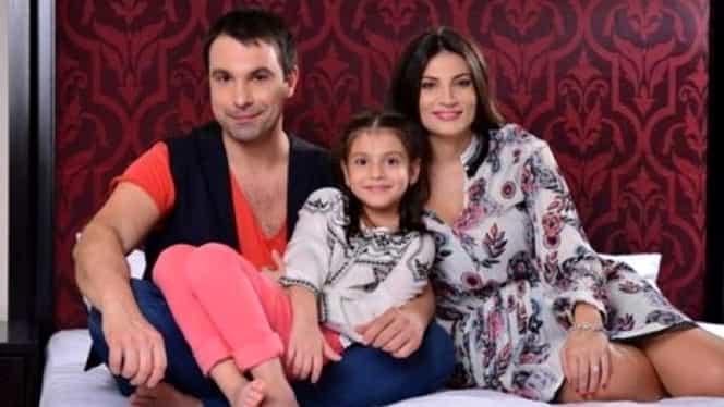 Alexandru Papadopol vrea să scape cât mai repede de Ioana Ghinghina. S-a dus la ea acasă cu actele de divorț!
