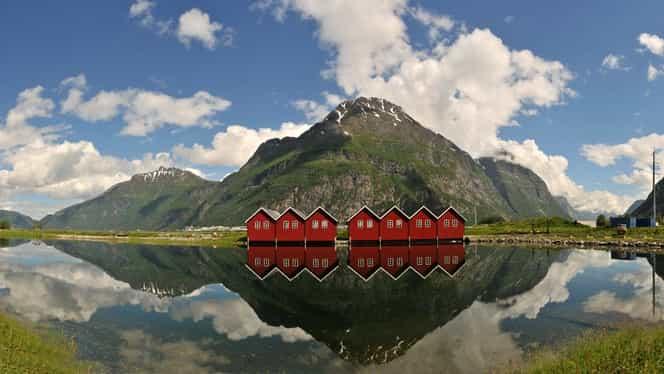 Record de temperatură în Norvegia! 19 grade, într-un orăşel din munţi