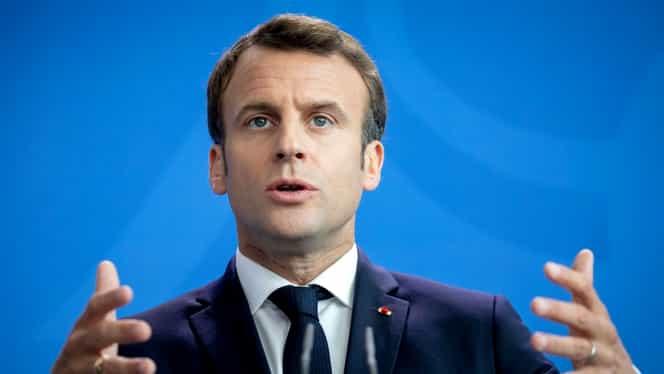 Decizia fără precedent luată de Emmanuel Macron. Președintele Franței renunță la pensie