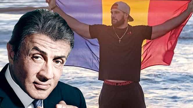 """""""Big Nasty"""" Munteanu, prima imagine în Creed 2.  Stallone a publicat imaginea"""