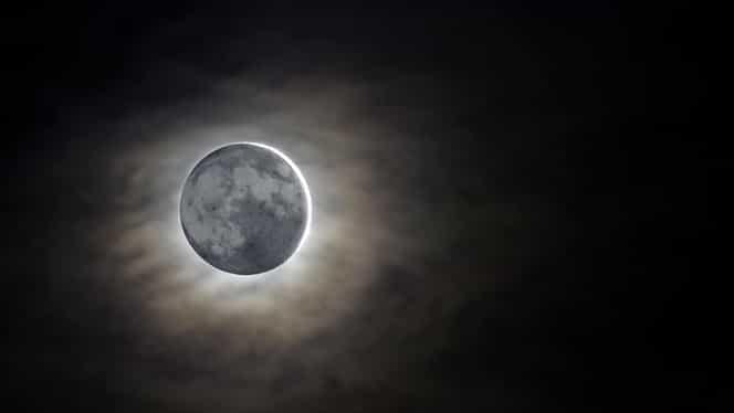 Singura zi din luna septembrie în care luna va dispărea de pe cerul senin. Pe 29 septembrie e Lună Nouă