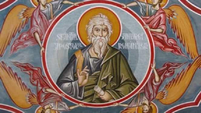 Cea mai puternică rugăciune către Sfântul Andrei. Te păzește de rele tot anul