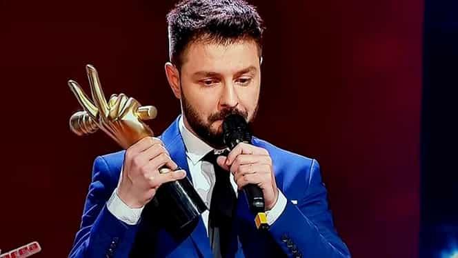 Cine este Bogdan Ioan, noua Voce a României din 2018. A făcut istorie, aseară, la Pro TV